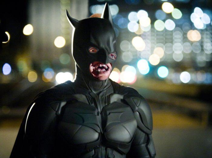 If Other Celebrities Were Batman (14 pics)