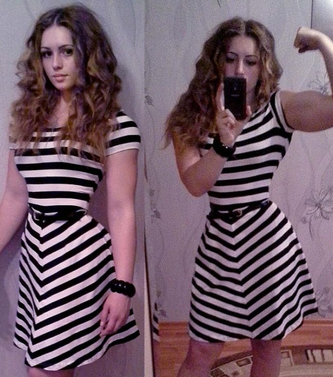 Strong Girl Julia Vins (21 pics)