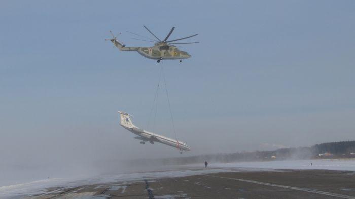 Plane Transportation (3 pics)