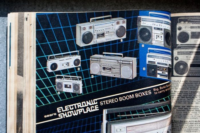 Electronics from Sears Catalog Fall/Winter 2013 (13 pics)