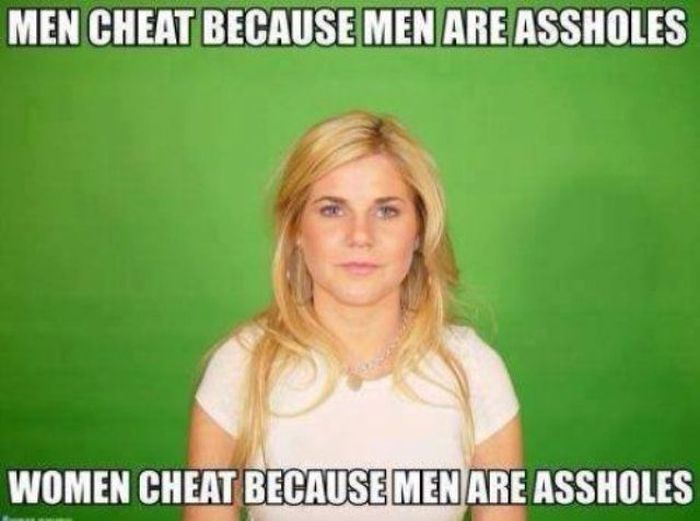 Female Logic (49 pics)