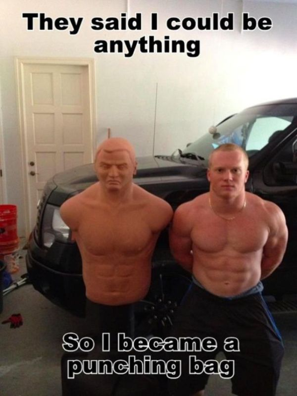 They Said I Could Be Anything (37 pics)