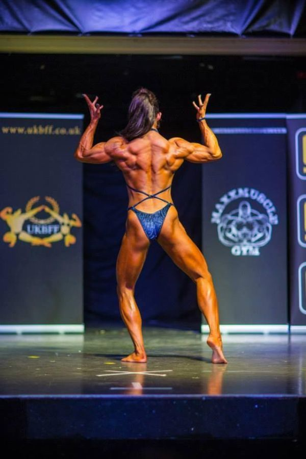 Strong Girl Georgina McConnell (30 pics)