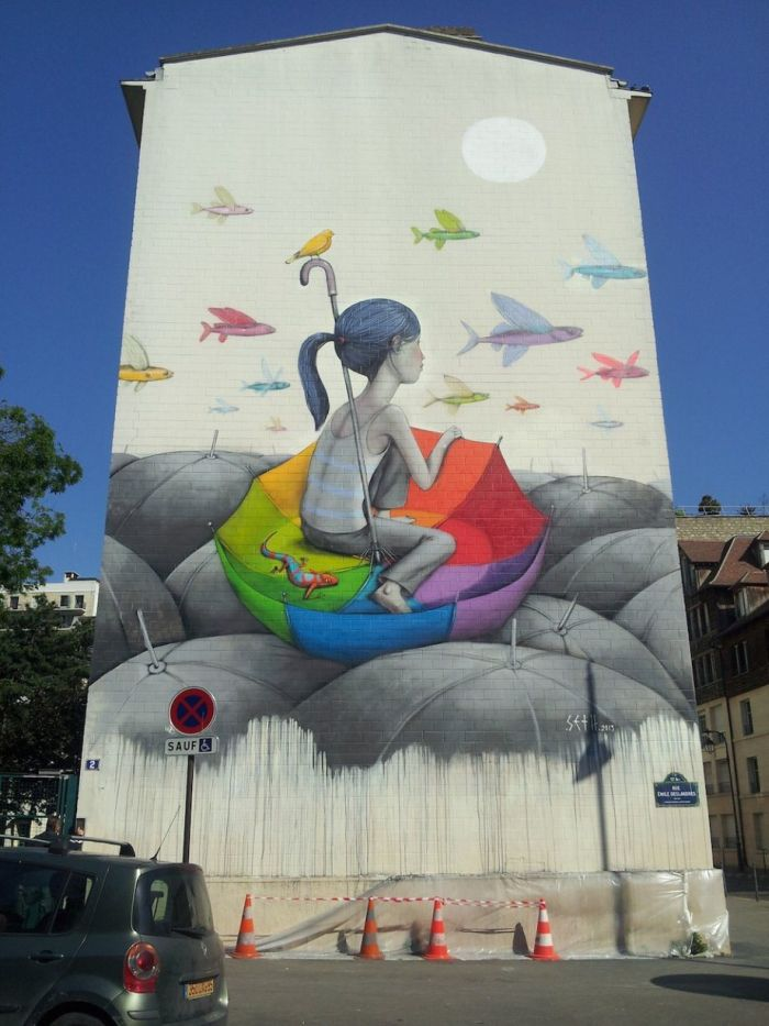 Great Street Art (33 pics)