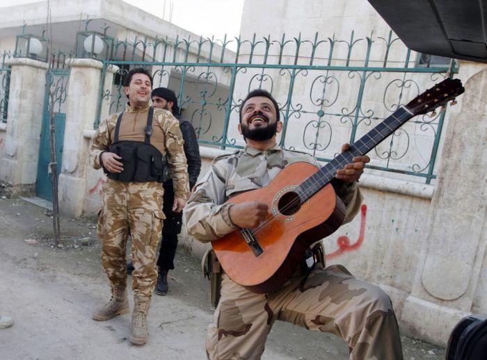 Syrian Rebels (11 pics)