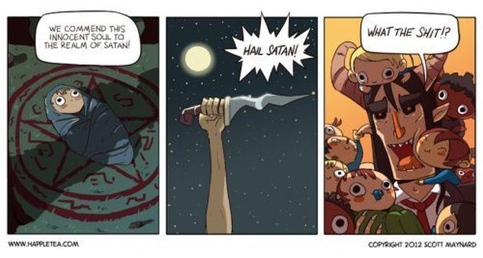 Selection of Comics (43 pics)