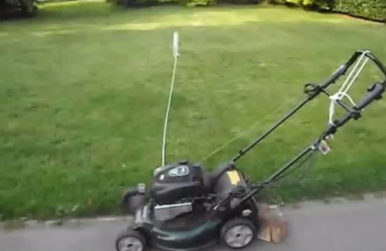 Useful Grass Cutter Life Hack