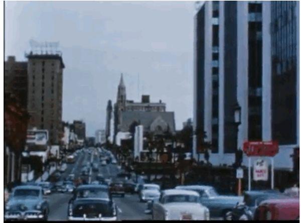 Vintage Los Angeles (14 gifs)