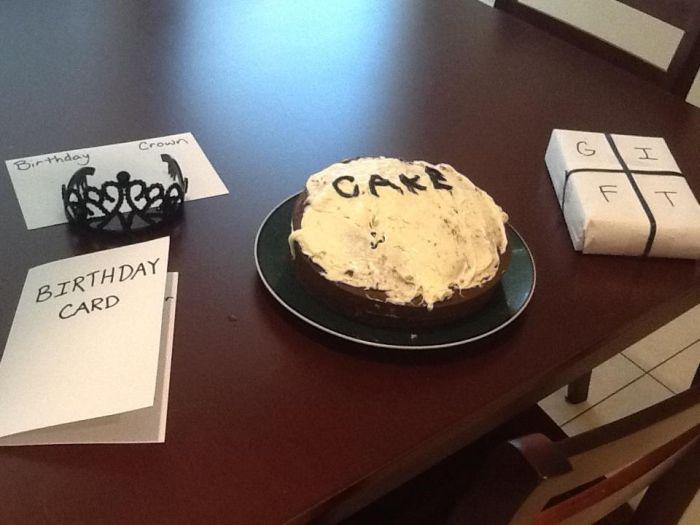 Generic Surprise Birthday Party (7 pics)