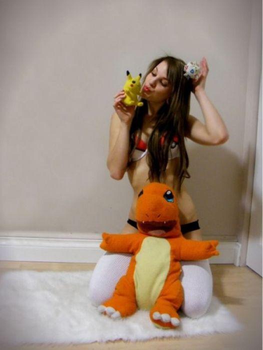 Sexy Nerd Girls (40 pics)