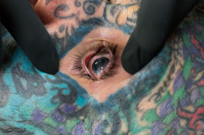 Tattoo Freak (18 pics)