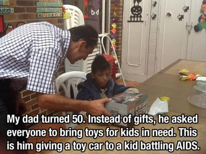 Faith in Humanity Restored. Part 4 (30 pics)
