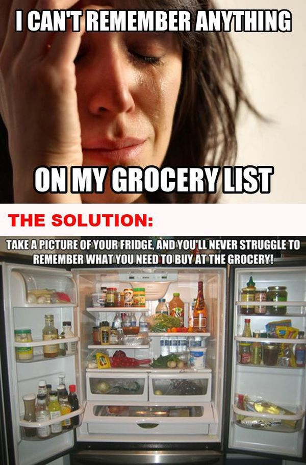 How to Solve Some of the First World Problems (23 pics)