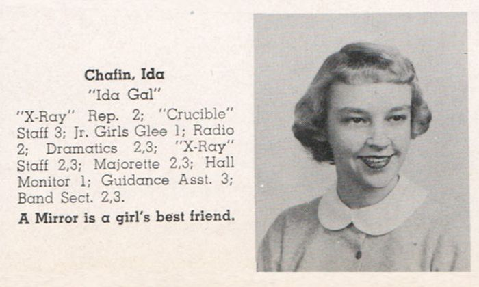 East High School Yearbook from 1951 (35 pics)