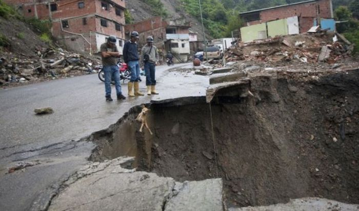 Pictures of Sinkholes (65 pics)
