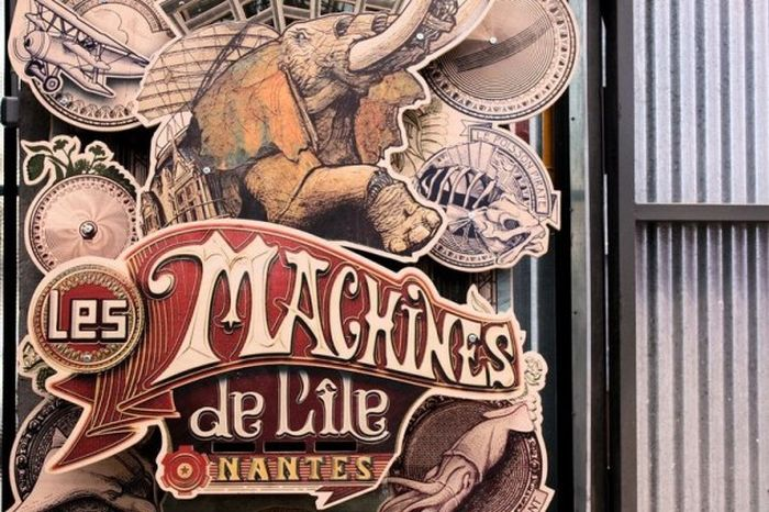 Monsters & Machines of the Isle of Nantes (20 pics)