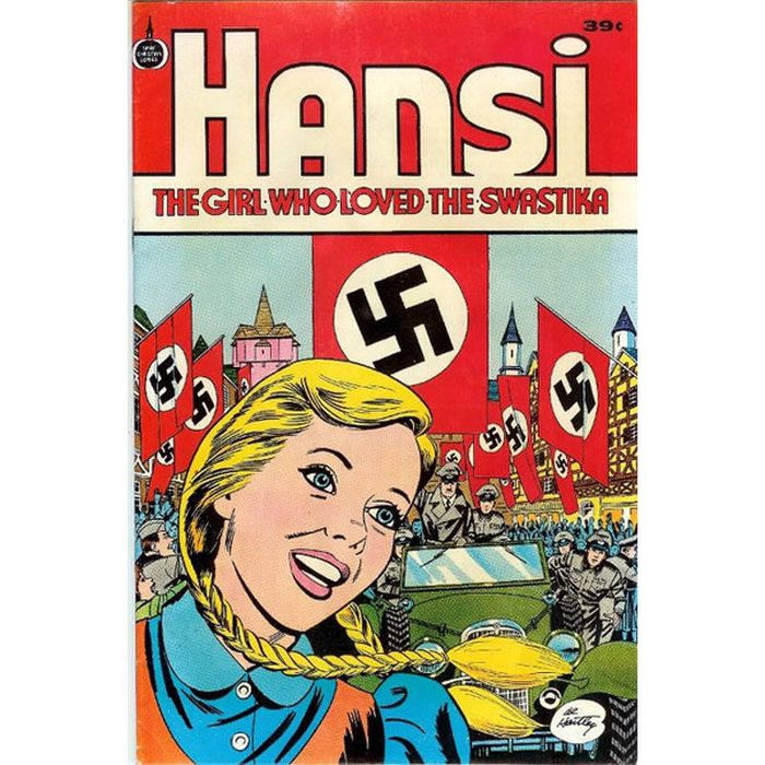 Offensive Comic Book Covers (15 pics)