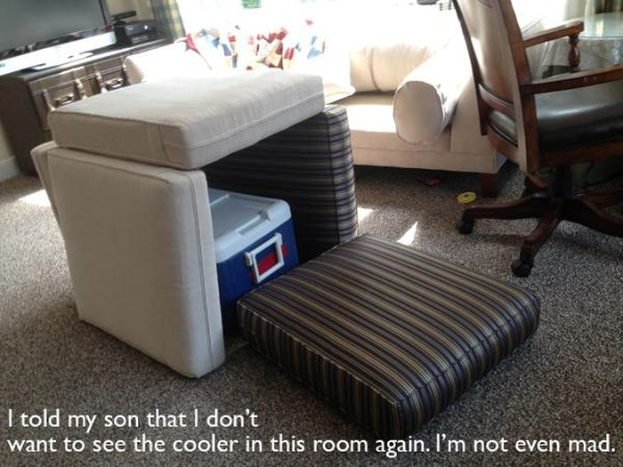 Kids Have Fun with Parents (20 pics)