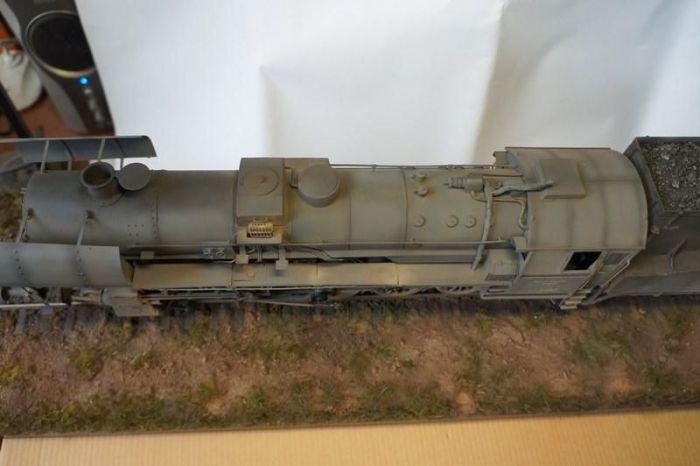 Locomotive BR-52 (136 pics)