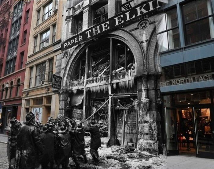 Old New York Incidents (14 pics)
