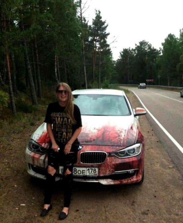 Tasteless Car Airbrush (5 pics)