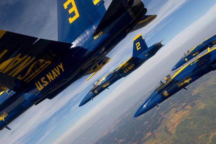 Blue Angels (61 pics)