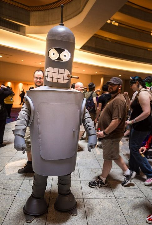 The Dragon Con 2013 Cosplay (50 pics)