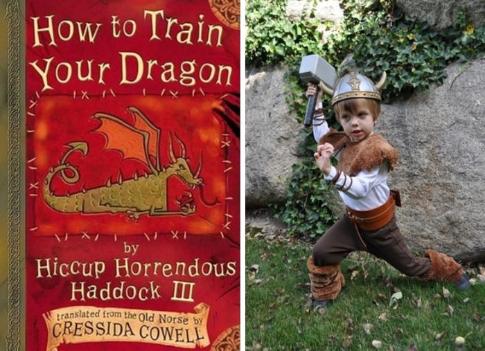 Children's Book Characters as Halloween Costumes (22 pics)