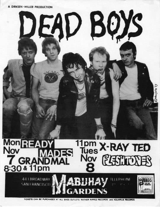 Old Punk Flyers (34 pics)