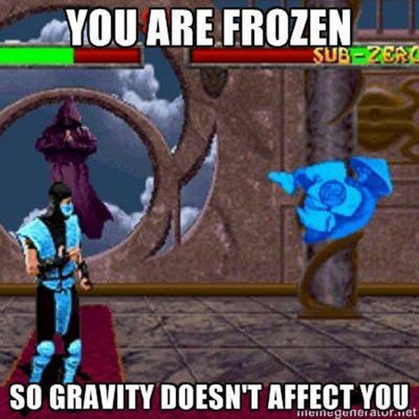 Video Game Logic. Part 3 (29 pics)