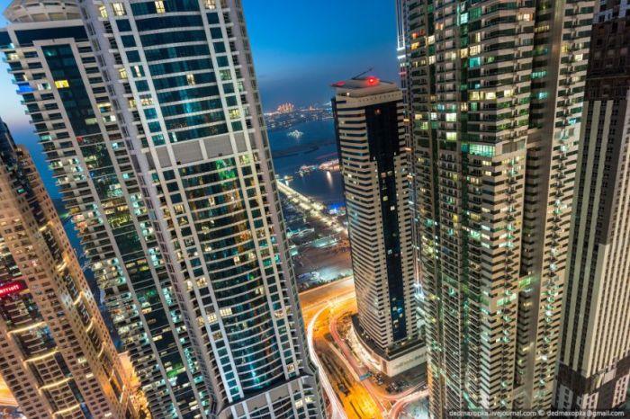 The Roofs of Dubai (56 pics)
