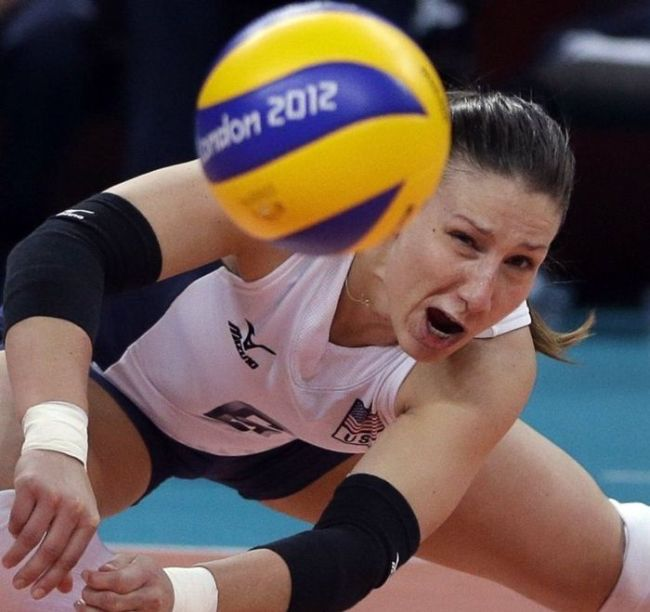 Funny Sport Faces (25 pics)