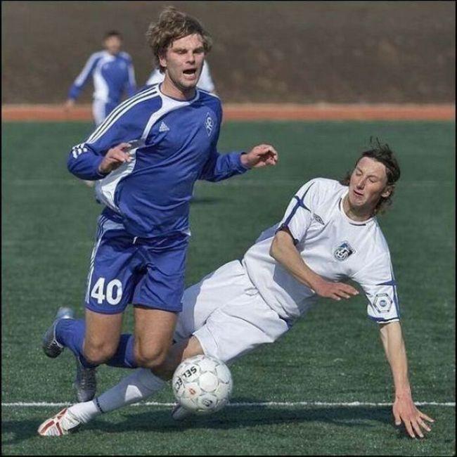 Funny Sport Faces (25 pics)