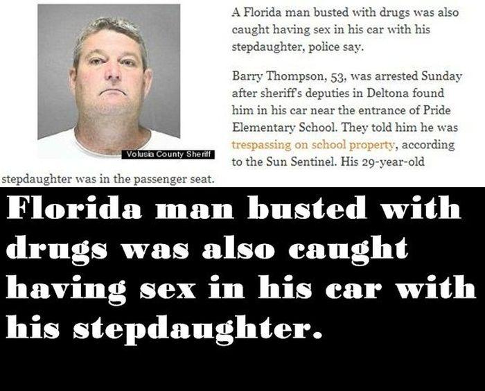 Misadventures Of Florida Man (20 pics)