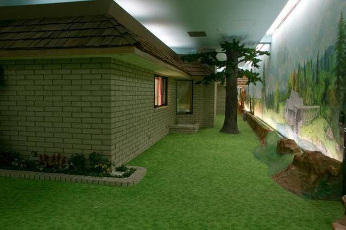 Underground Home (21 pics)
