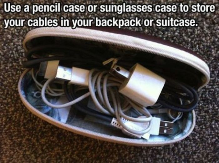 Life Hacks in Pictures. Part 6 (35 pics)