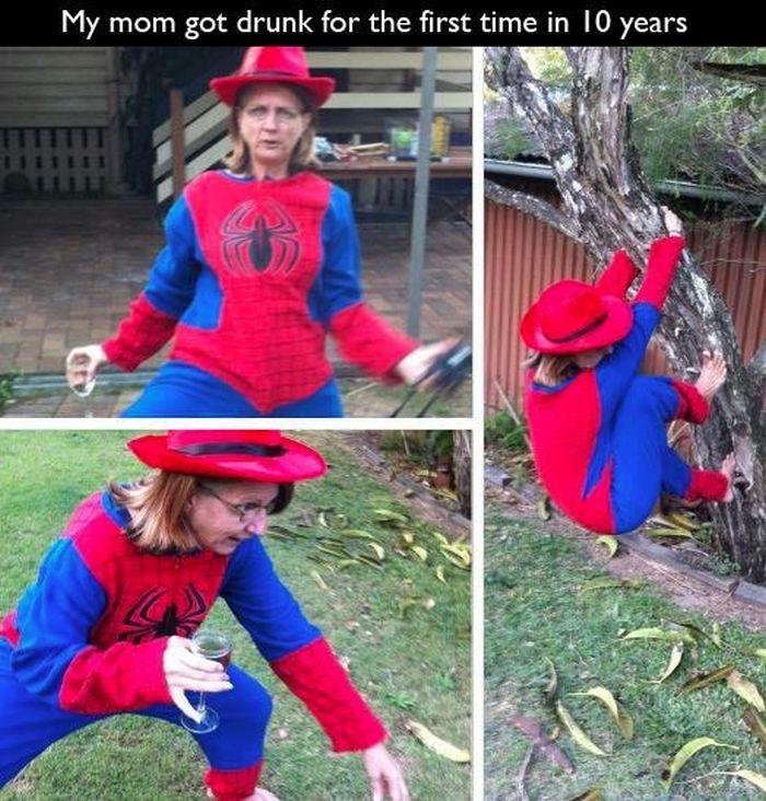 When Parents Have Fun (26 pics)