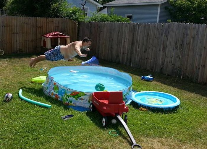 When Parents Have Fun (26 pics)