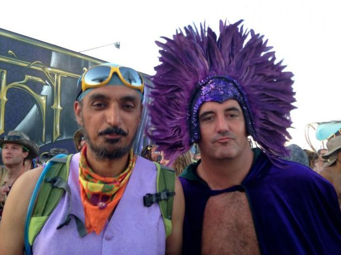 The Costumes of the Burning Man 2013 (44 pics)