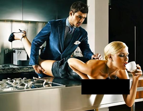 Banned Fashion Ads (35 pics)
