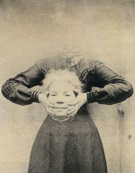 Headless Portraits (15 pics)