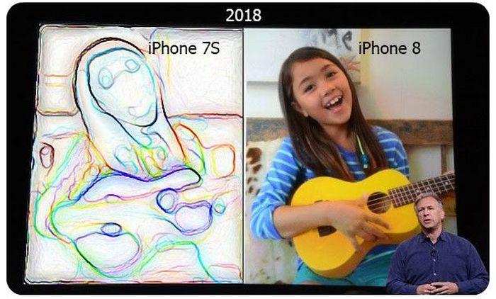 iPhone 5 Camera vs iPhone 5s Camera (8 pics)