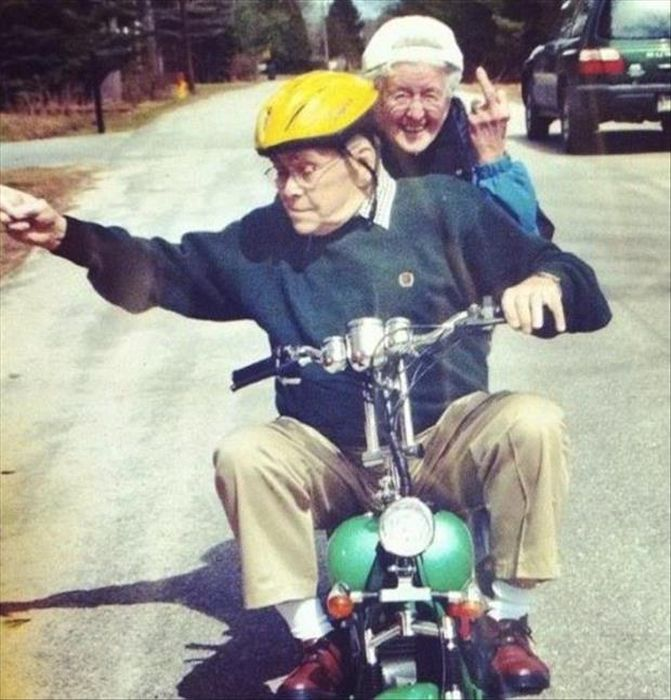 Forever Young (39 pics)