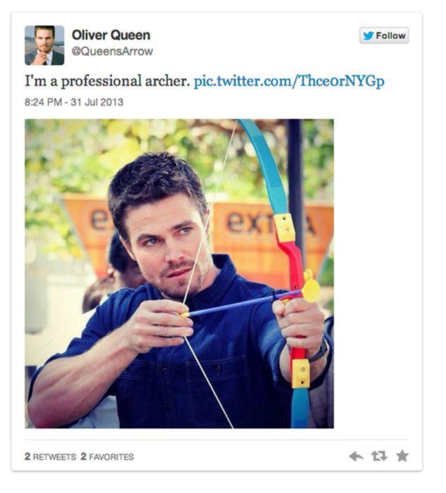 Funny Superhero Tweets (22 pics)