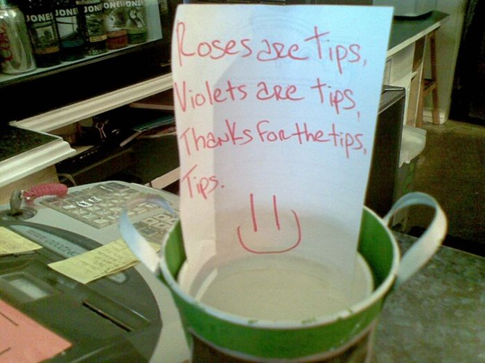 Funny Pictures About Tips (30 pics)