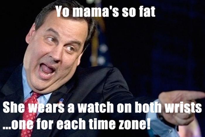Old School Yo Mamma Jokes (25 pics)