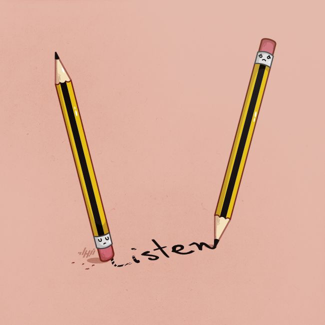Clever Illustrations by Nabhan (36 pics)