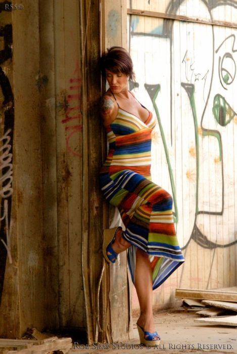Unarmed Bodybuilder Barbie Thomas (29 pics)