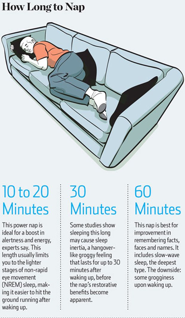 How to Take a Good Nap (7 pics)