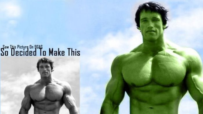 Incredible and Not So Incredible Hulks (36 pics)
